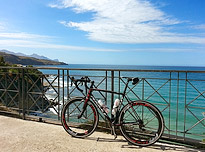 on-Sicily - cycling in Sicily